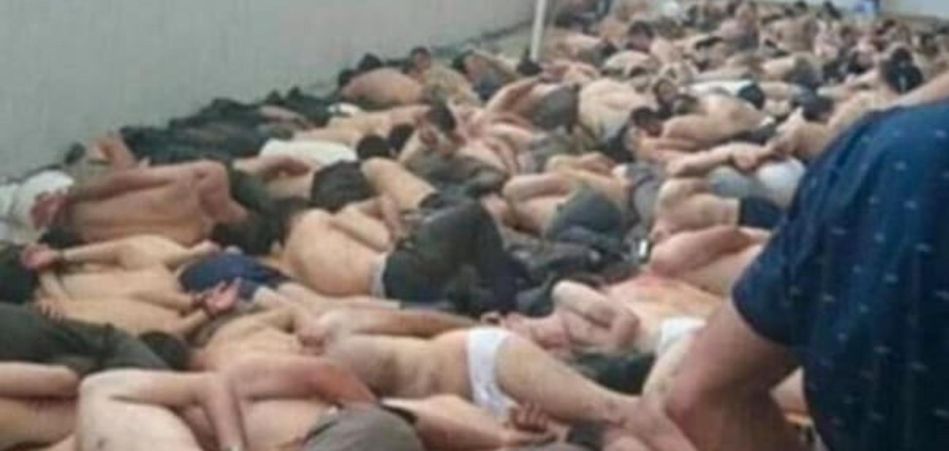 Пытки военных в Турции