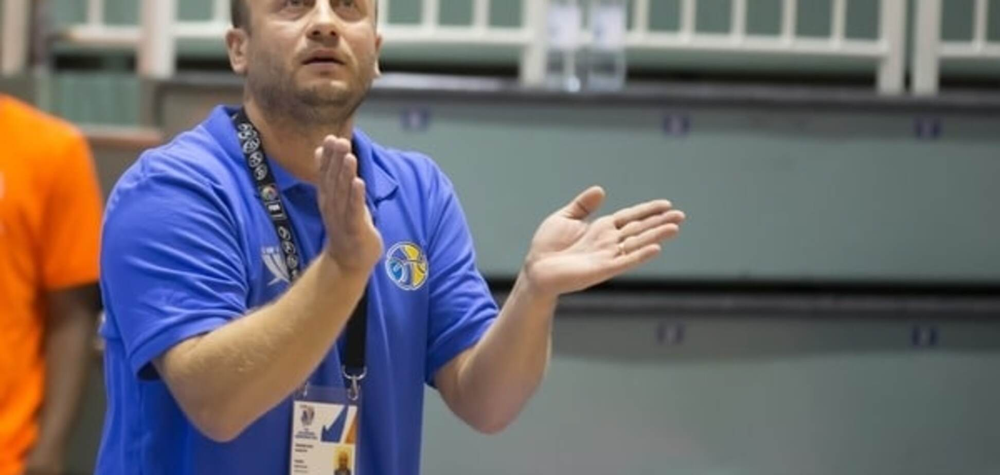 Міхельсон: вибачте за те, що не змогли привезти в Україну нагороди Євробаскету