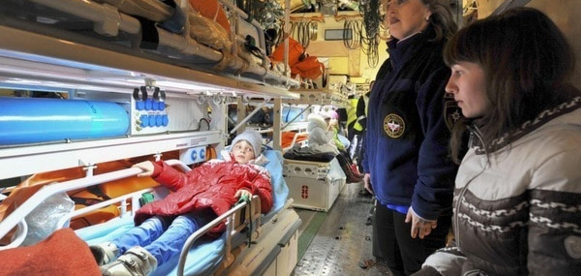 АТО Донбасс Восток врачи