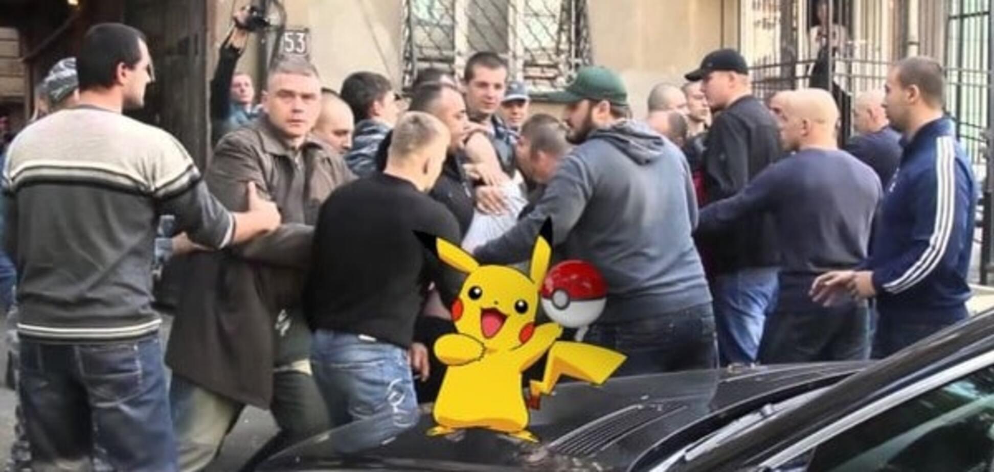 Pokemon GO, покемон, Россия