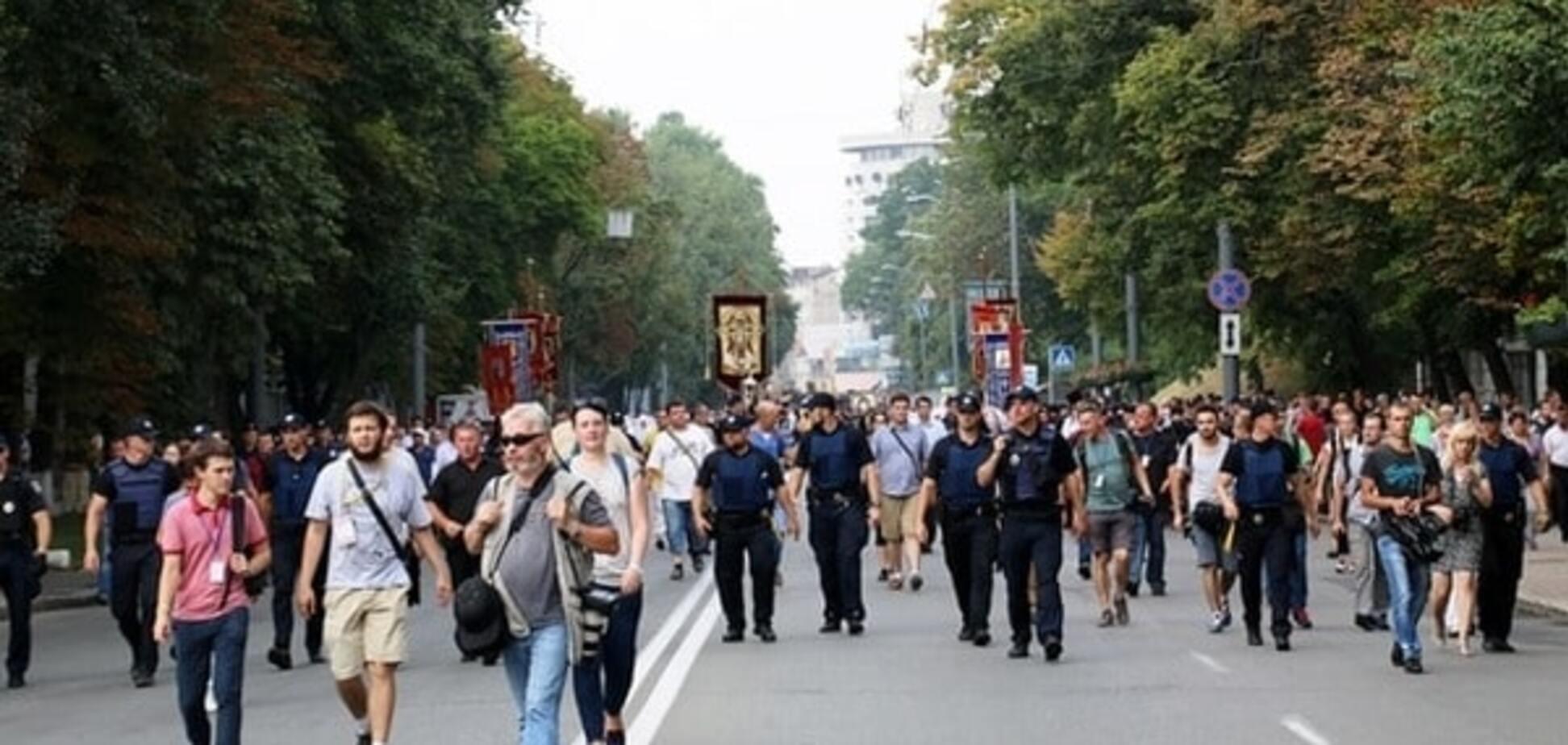 СБУ на замітку: Геращенко розповів, хто провокував конфлікт навколо хресної ходи