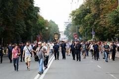 СБУ на заметку: Геращенко рассказал, кто провоцировал конфликт вокруг крестного хода