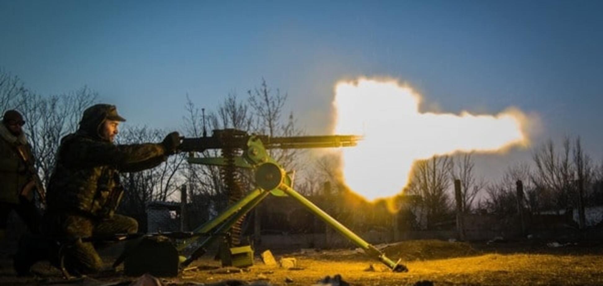 Оккупанты 39 раз открывали огонь по силам АТО