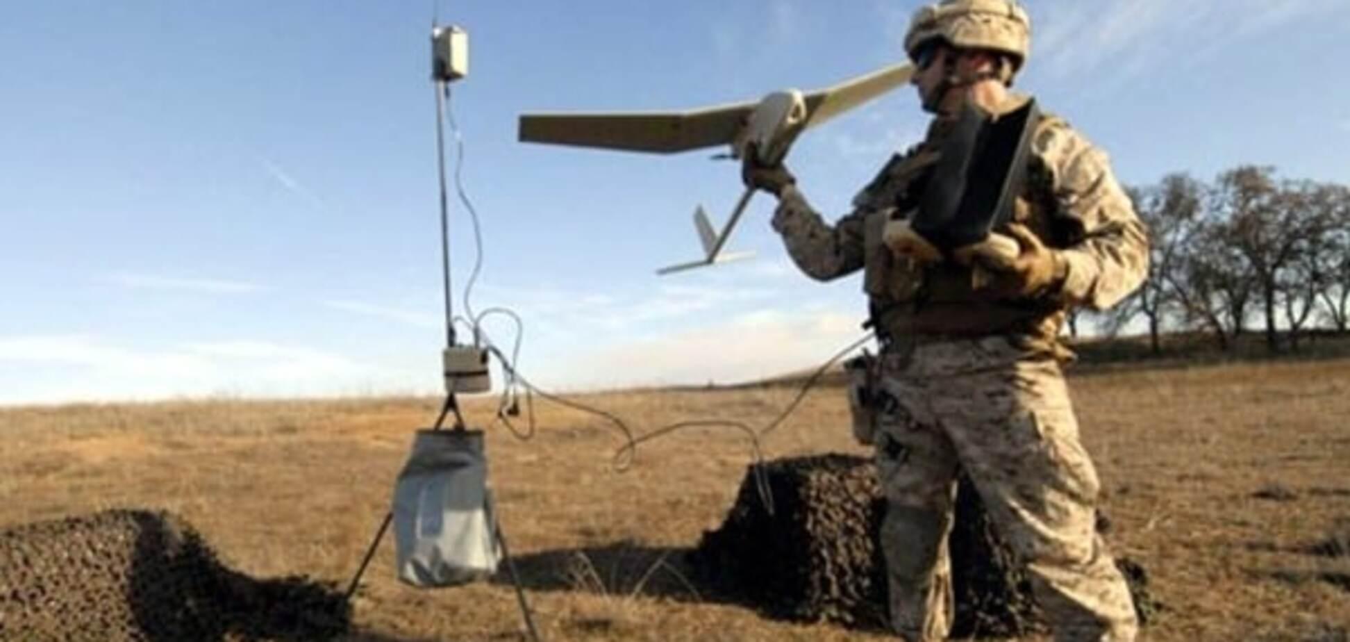 США передали Украине беспилотники