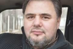 Руслан Коцаба, журналіст, партія