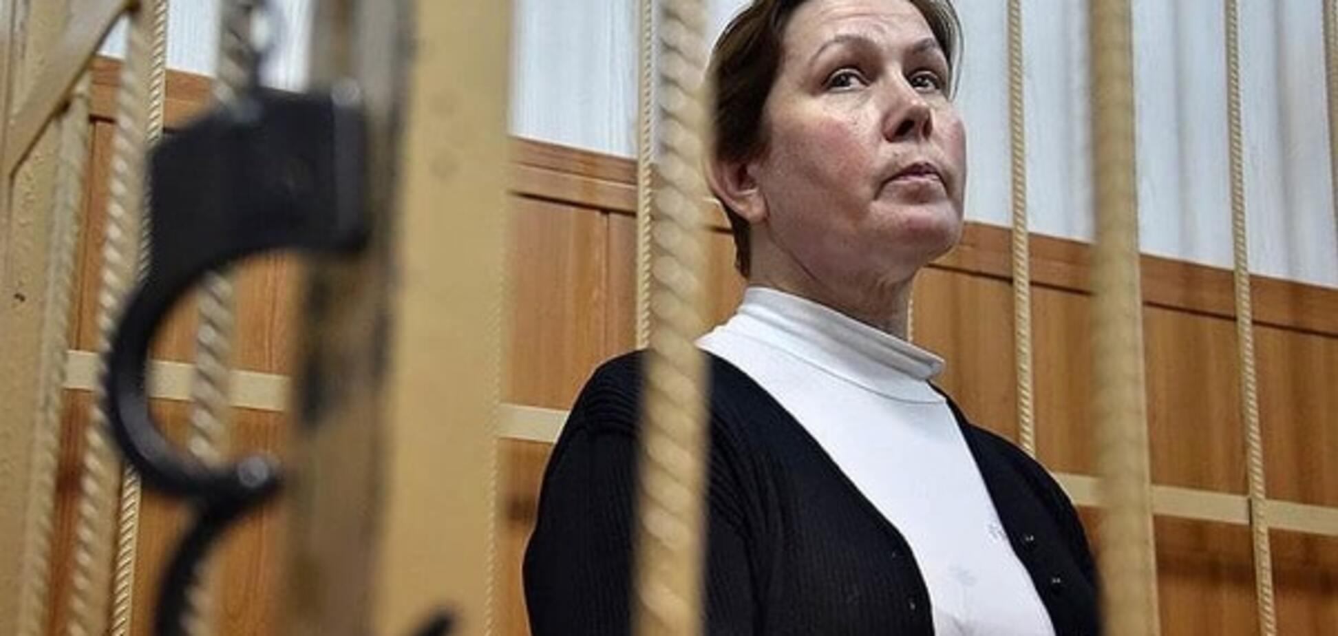 Наталія Шаріна, суд, бібліотека