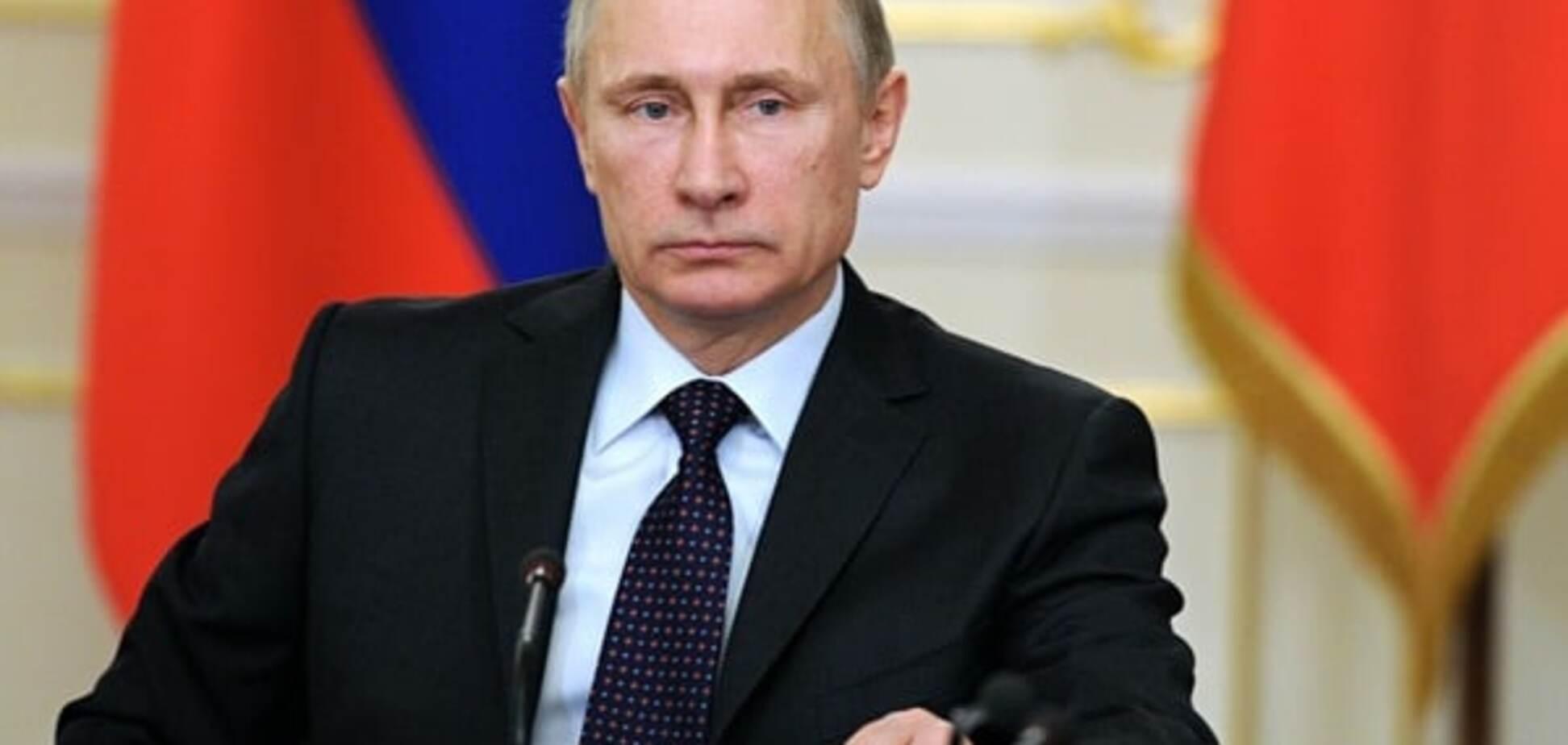 Летние каникулы Путина, или Деградация Кремля
