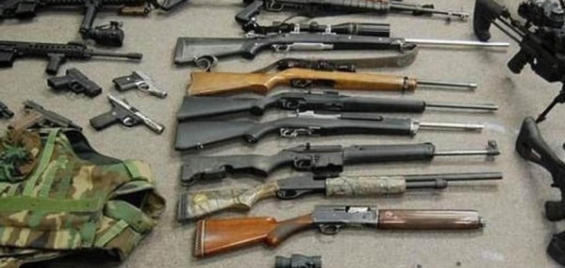 Оружие в Украине
