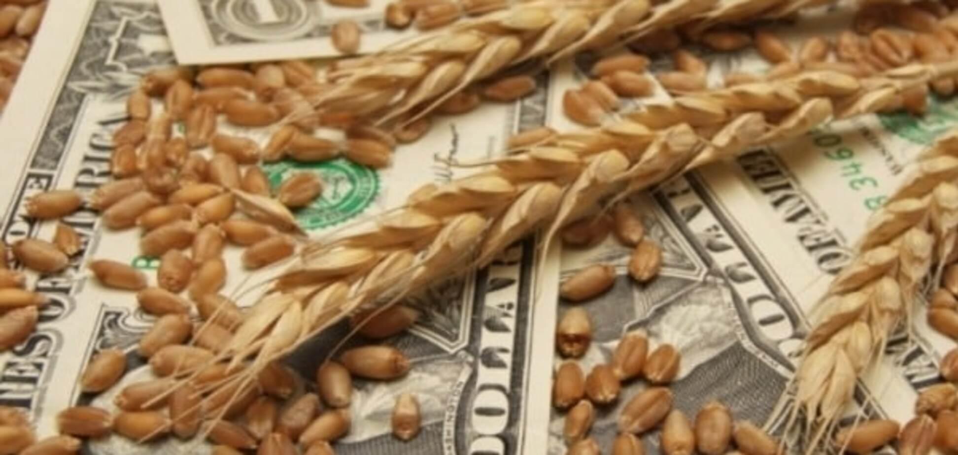 Зерно и доллары