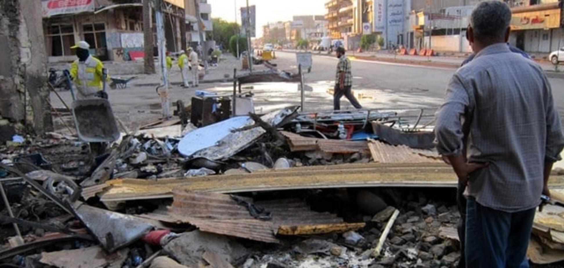 ІДІЛ, Багдад, теракт