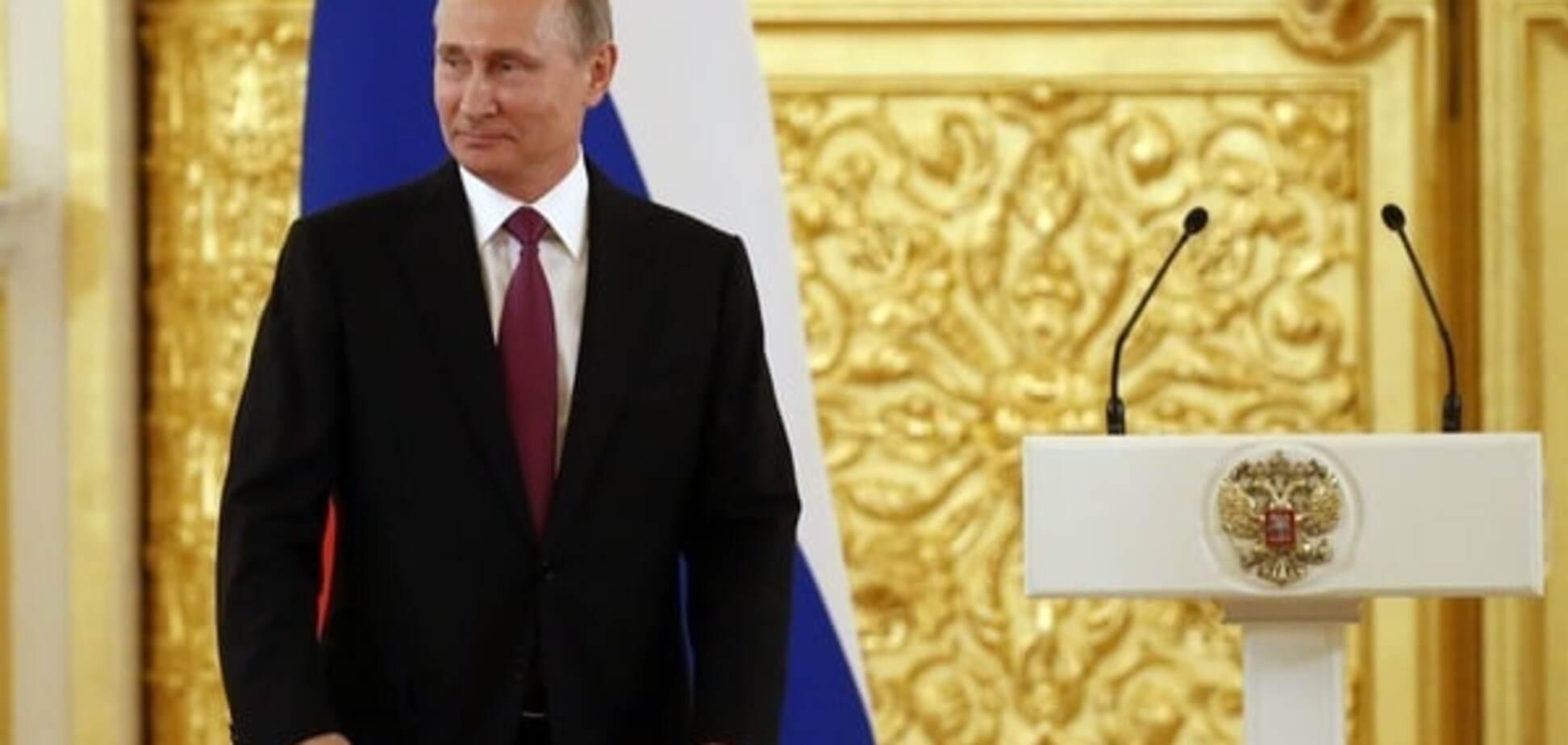 Путін чує - в країні щось не так