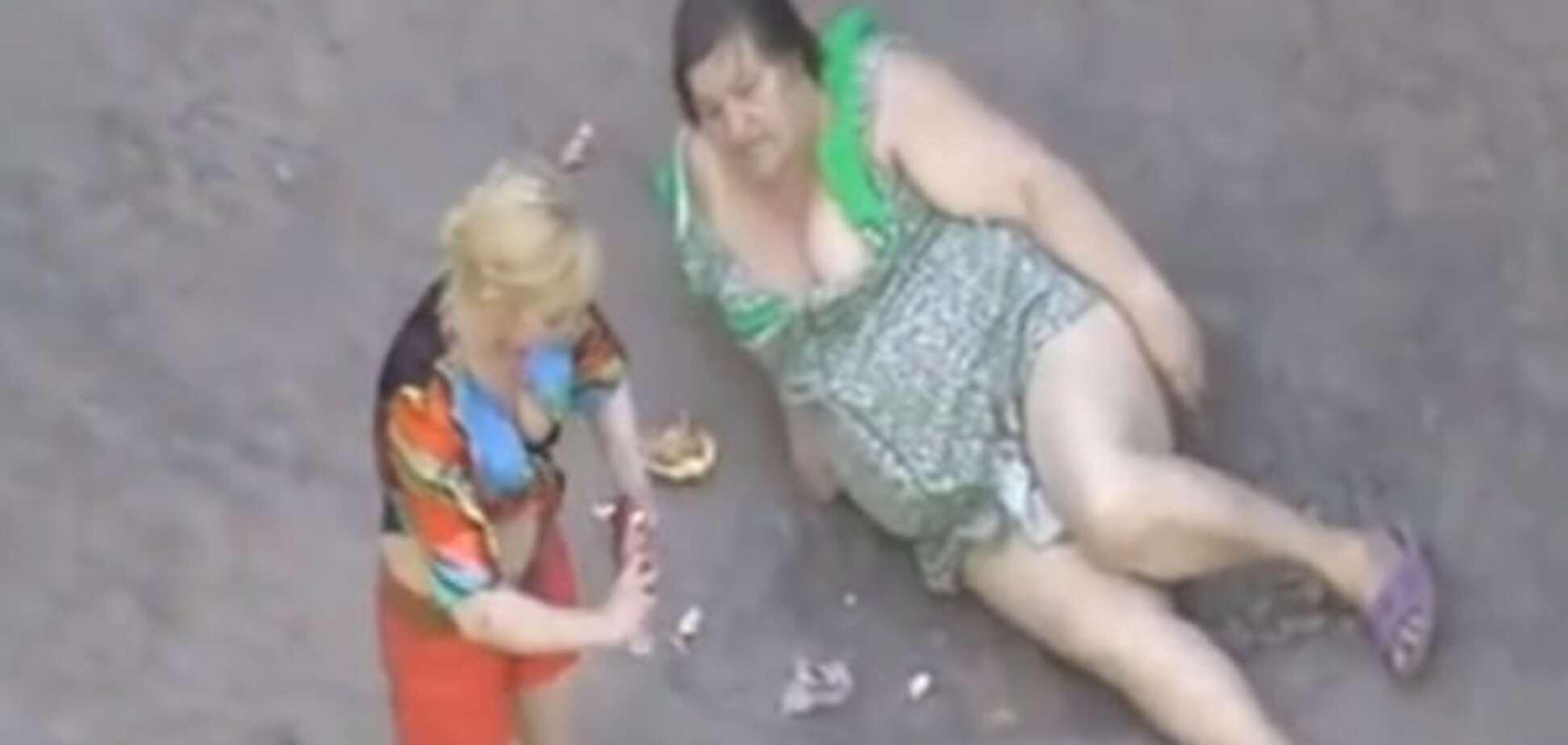 Избиение женщины депутатом