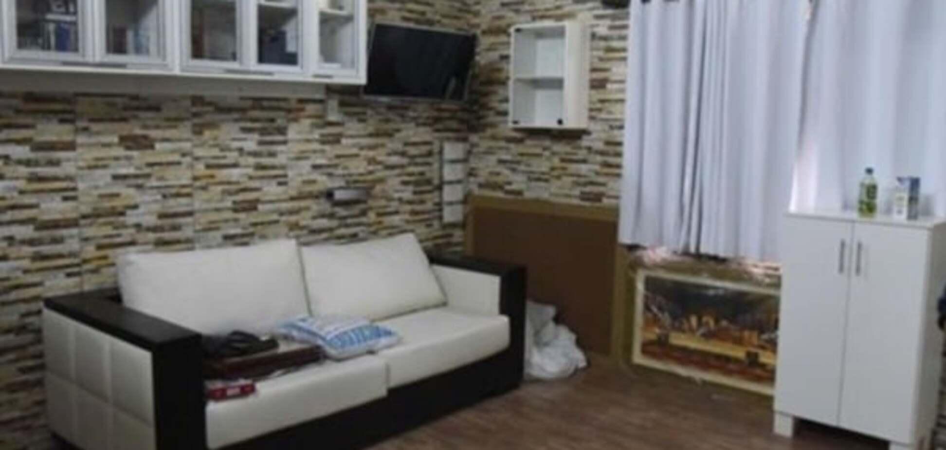 В тюрьме Парагвая нашли 'камеру-люкс' для наркобарона