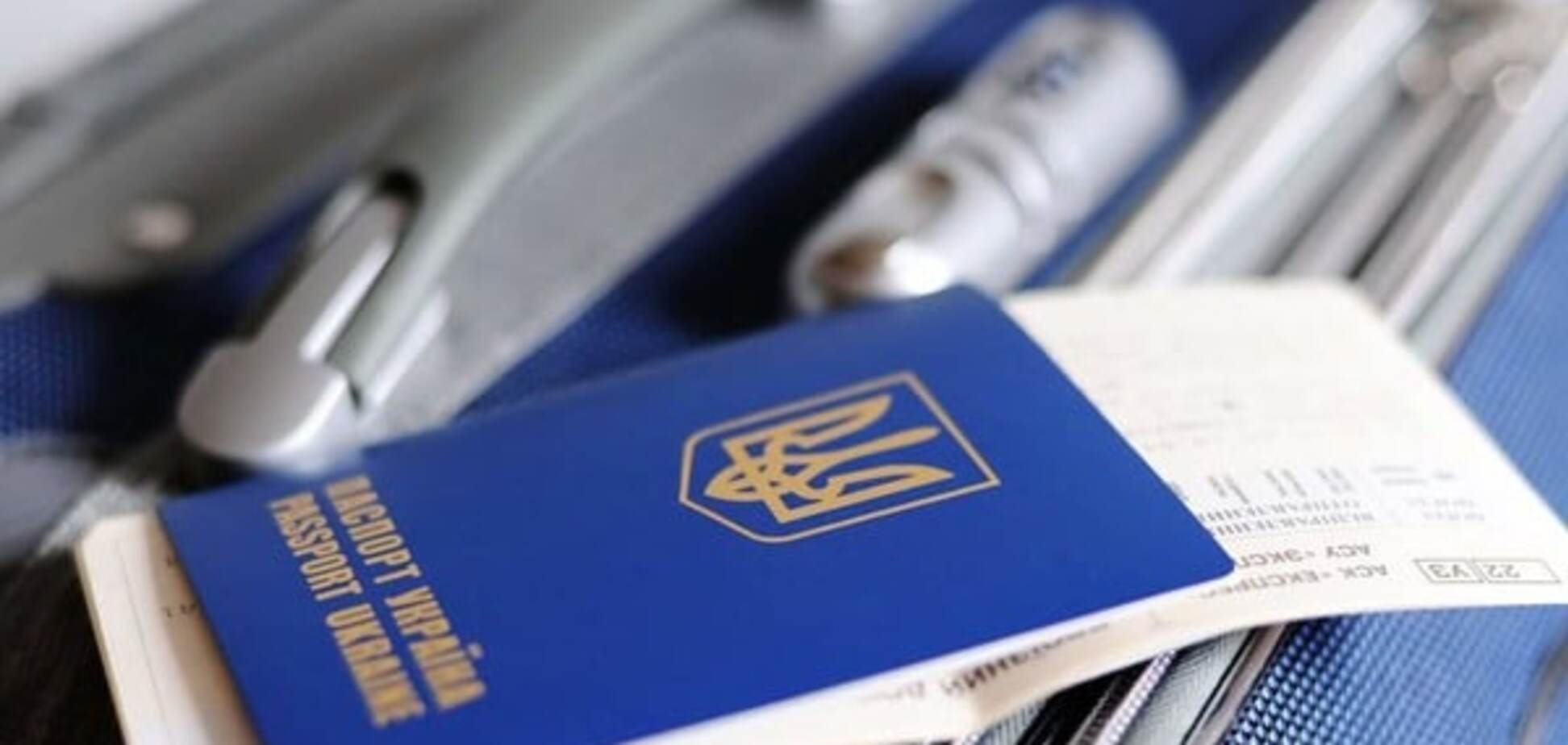 Безвизовый режим для Украины. Источник: job-sbu.org