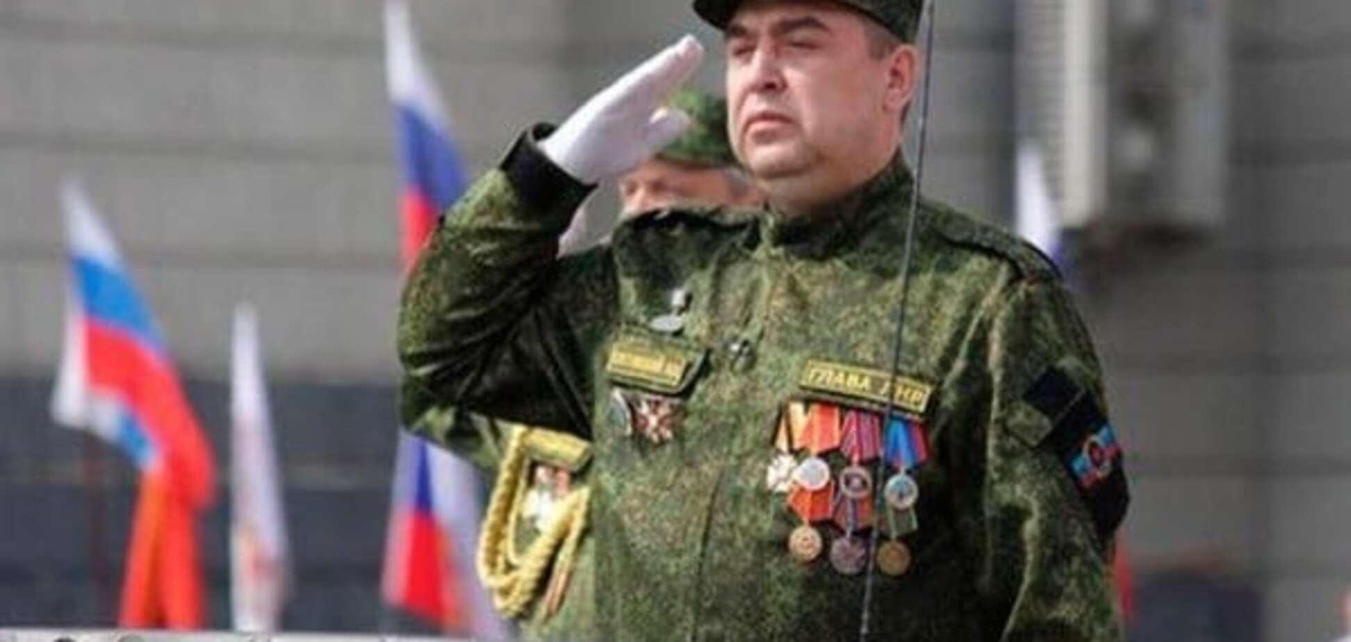 Главарь ЛНР Игорь Плотницкий