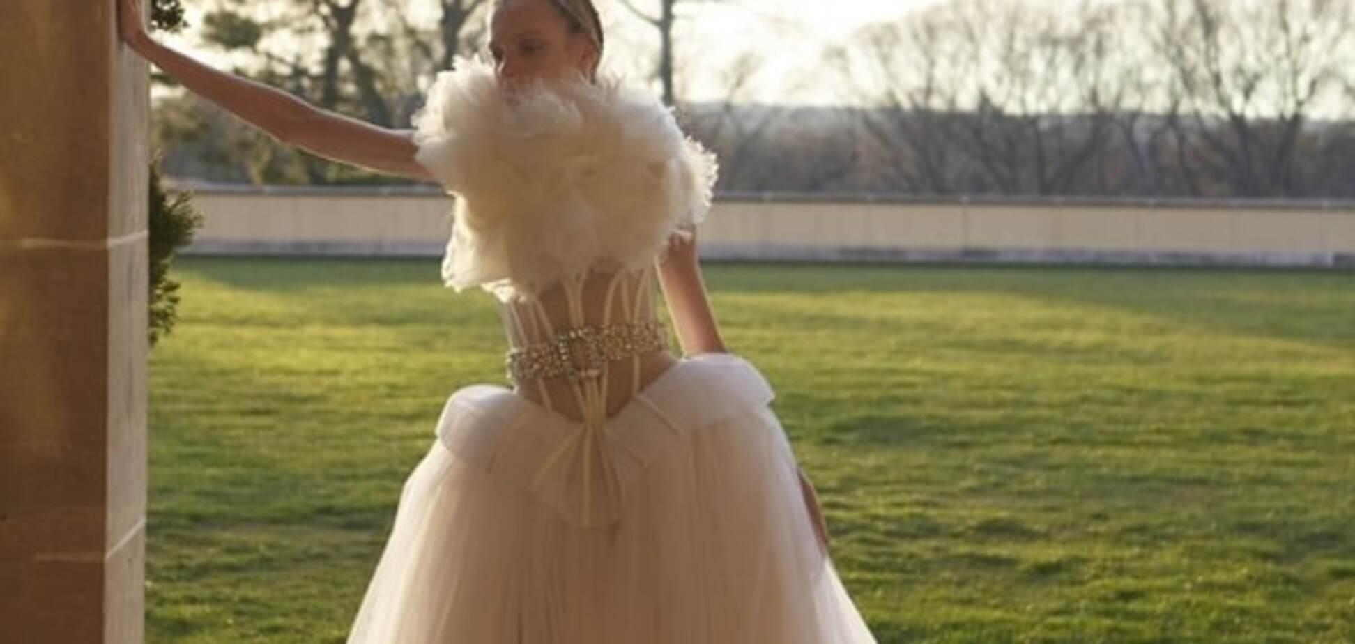 Вера Вонг свадебные платья фото