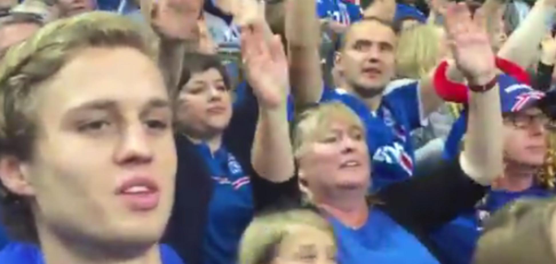 Франція - Ісландія огляд