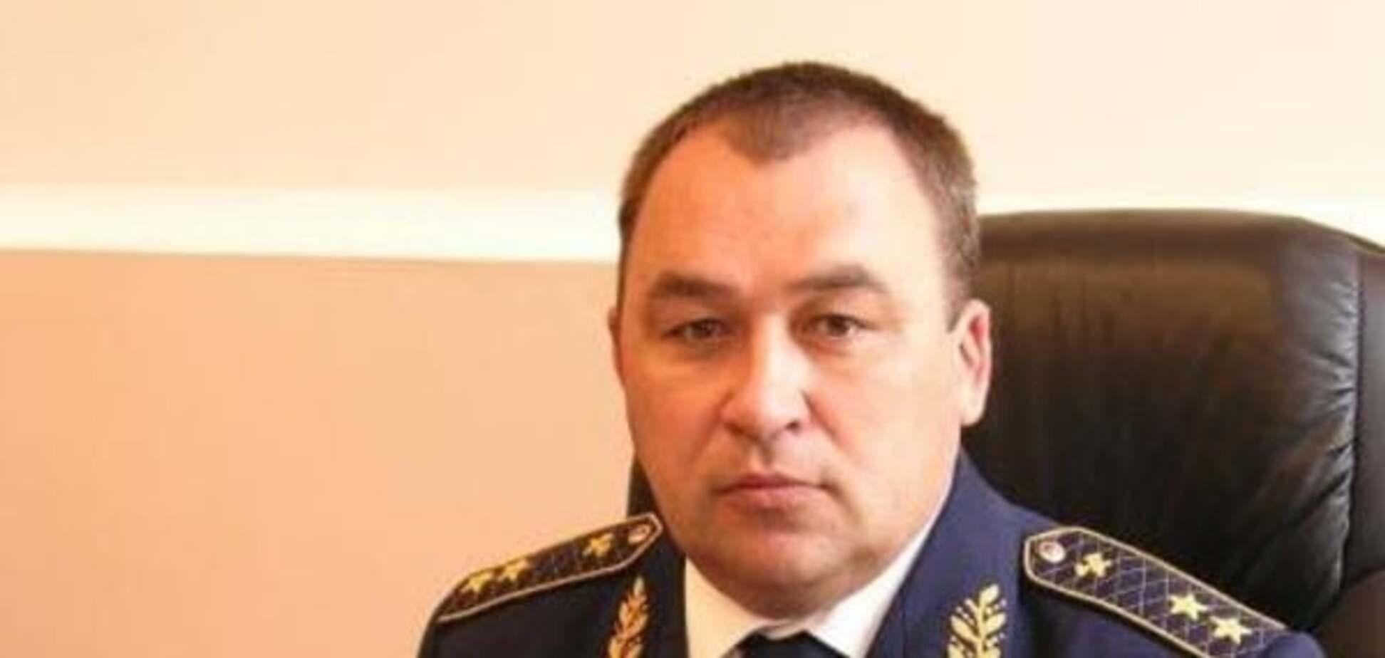 Виновник ДТП Иван Федорко