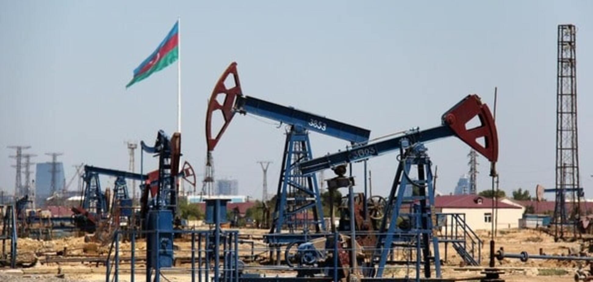 нафта Баку