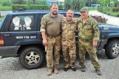 Із полону терористів звільнили українського військовослужбовця