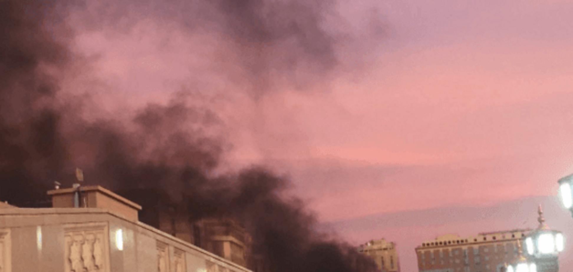 Теракт біля мечеті в Медині