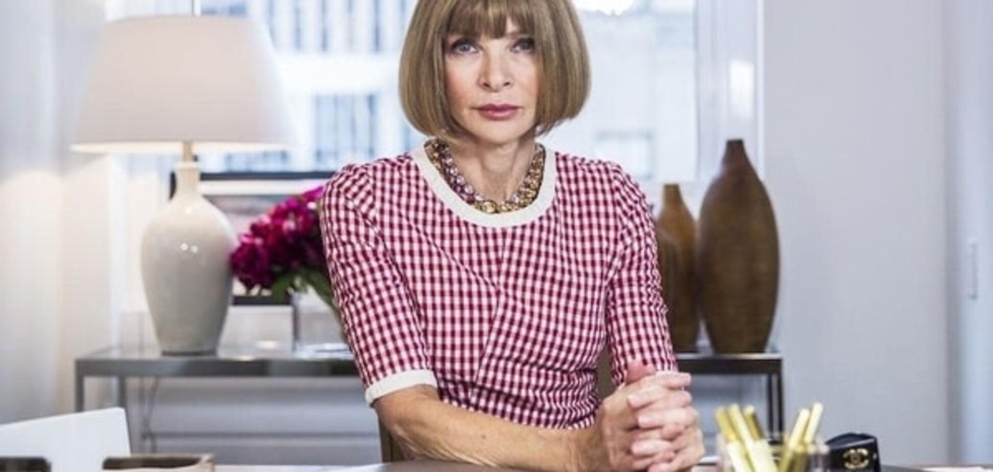 'На работе нельзя есть' и другие правила главреда Vogue