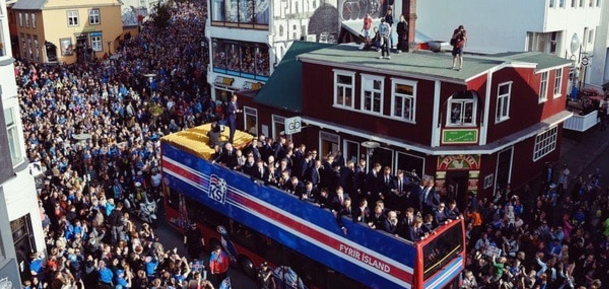 збірна Ісландії