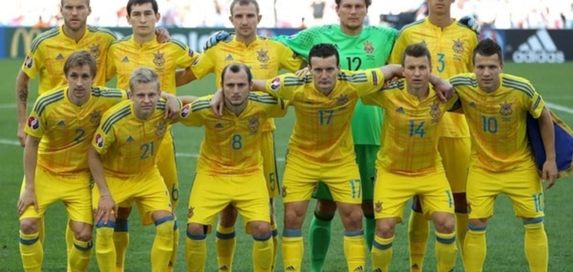 ФФУ поставила точку в скандальном деле о допинге сборной Украины