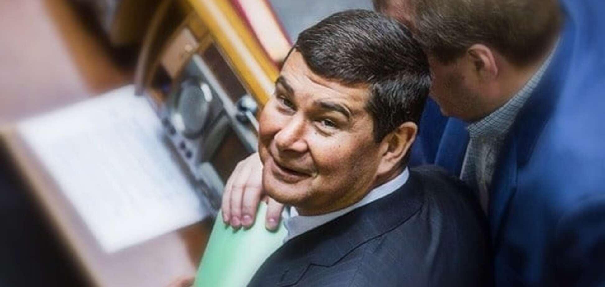 Онищенко не заговорить. Це надто дорого йому обійдеться