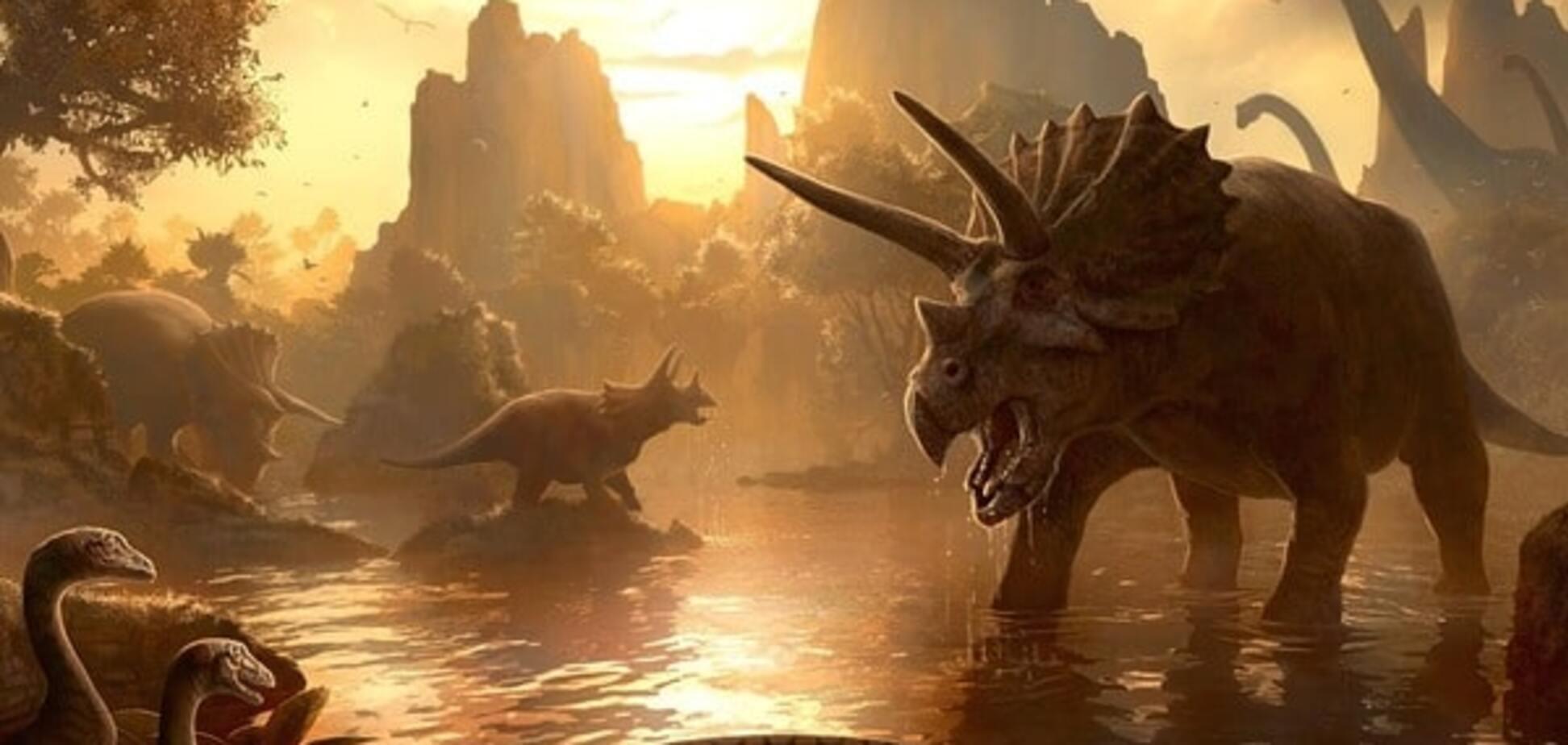 Динозавров уничтожил 'двойной удар': ученые