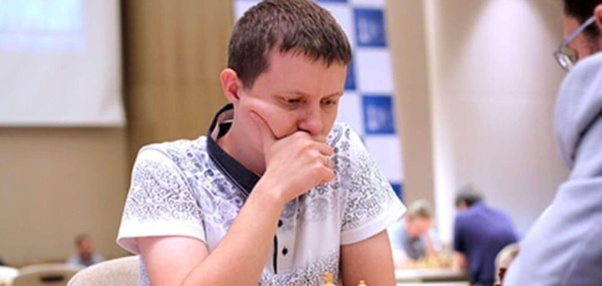Арещенко шахматы