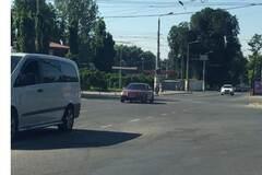 дорожная разметка в Одессе