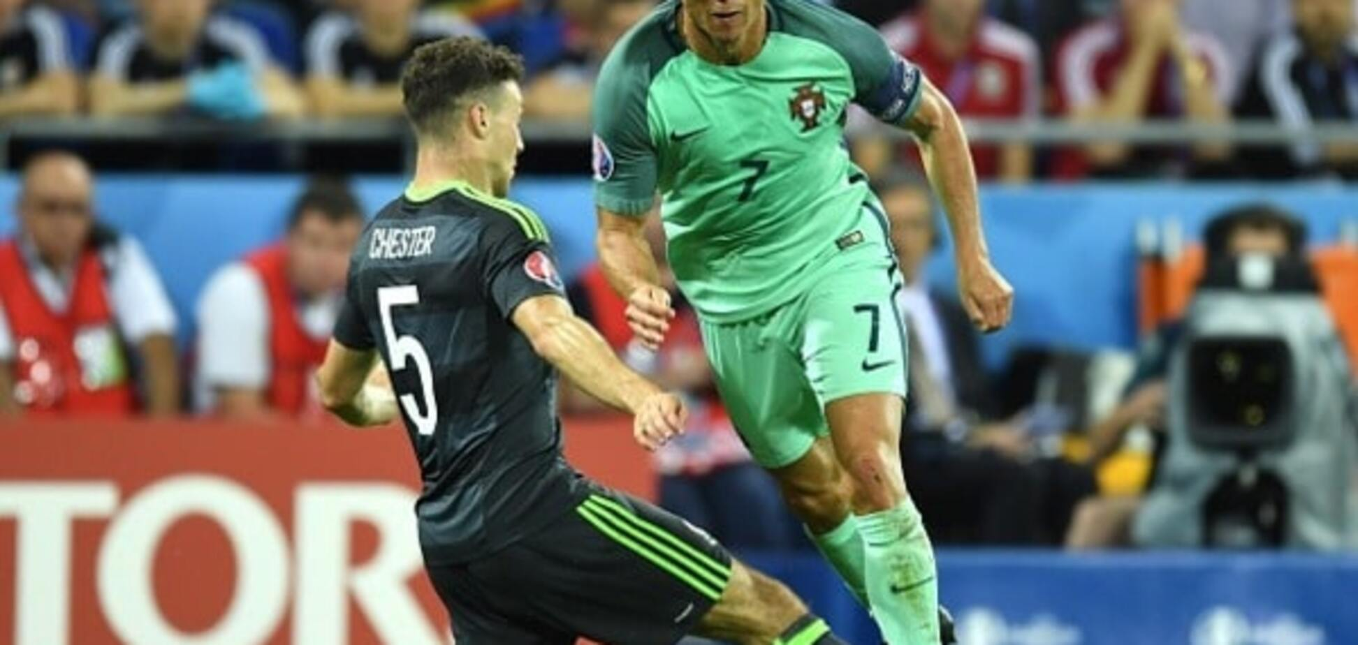Португалія - Уельс