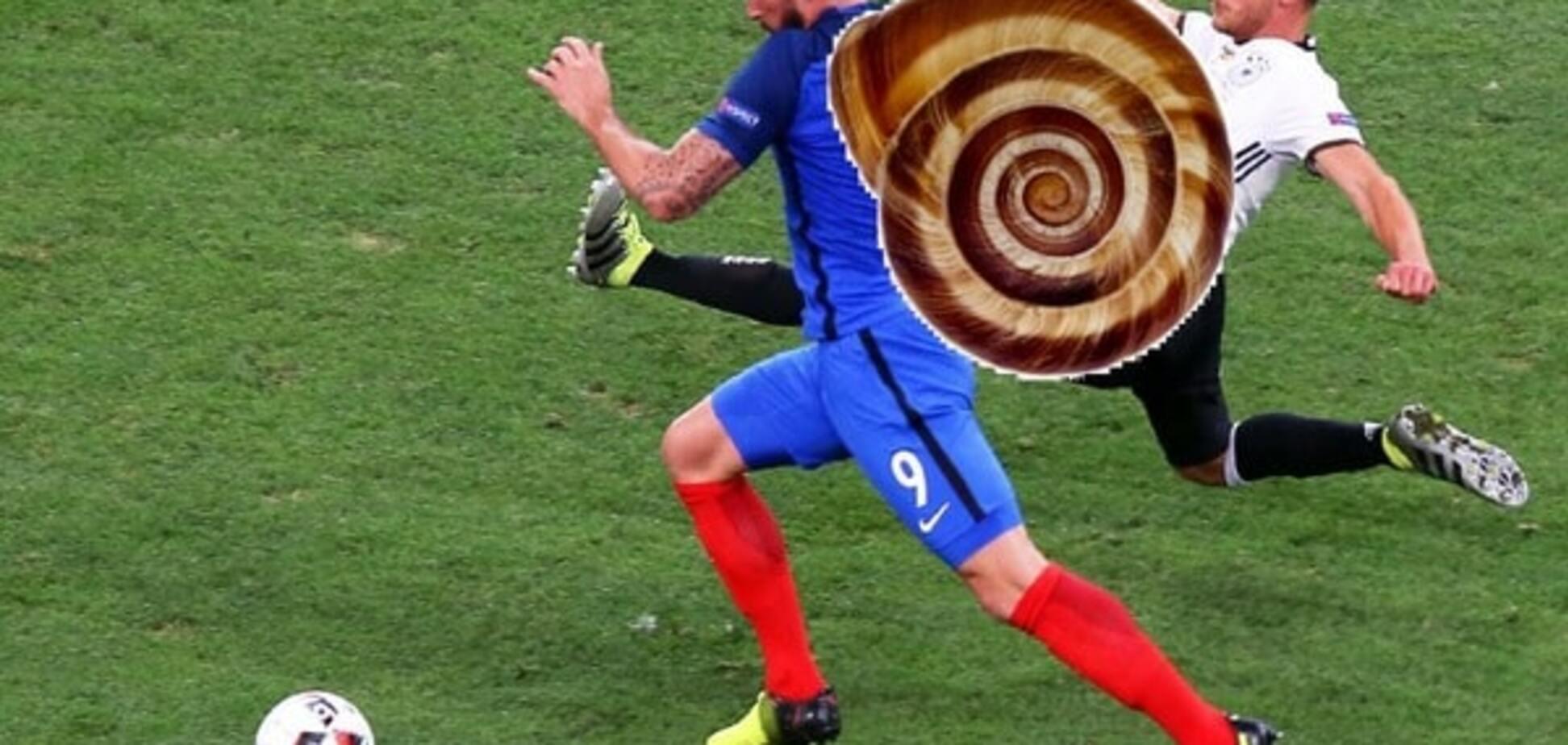 Матч Євро-2016 Німеччина - Франція