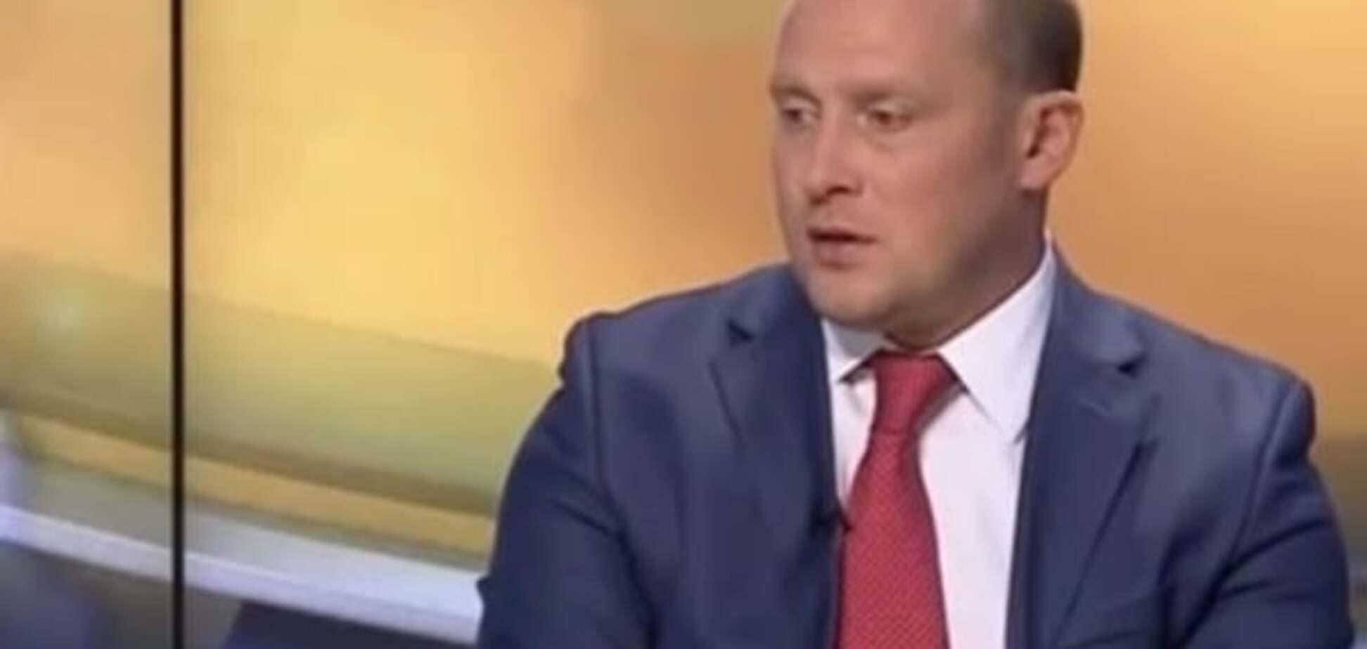 Каплин требует от ГПУ дела против Турчинова и Пашинского по сдаче Крыма и Донбасса