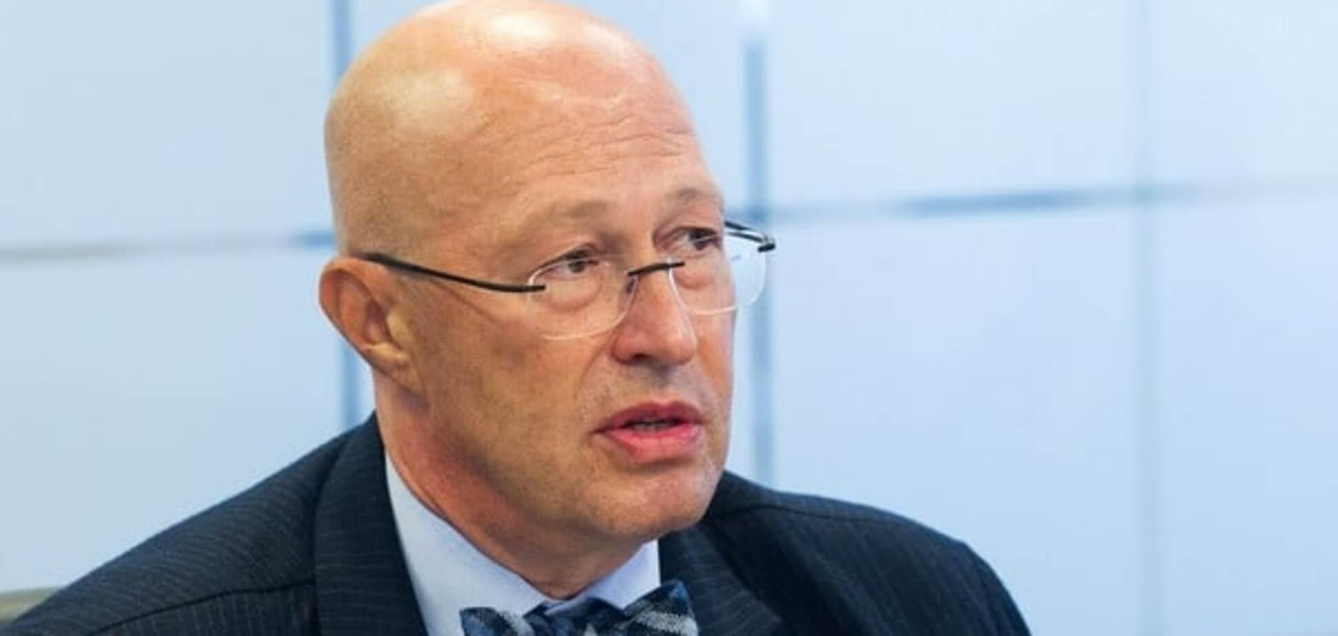 Российский историк Валерий Соловей