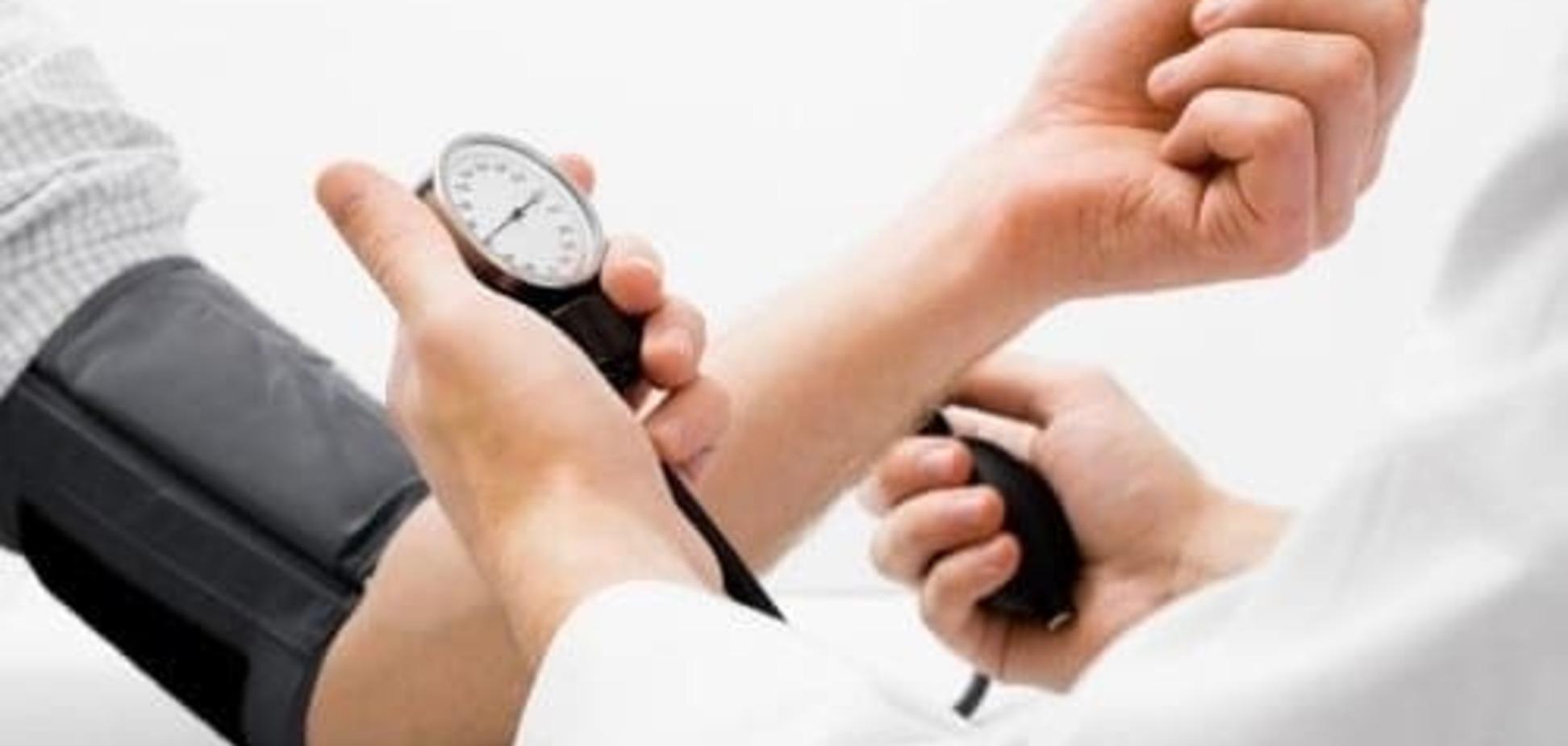 Медики рассказали, как эффективно бороться с повышенным давлением