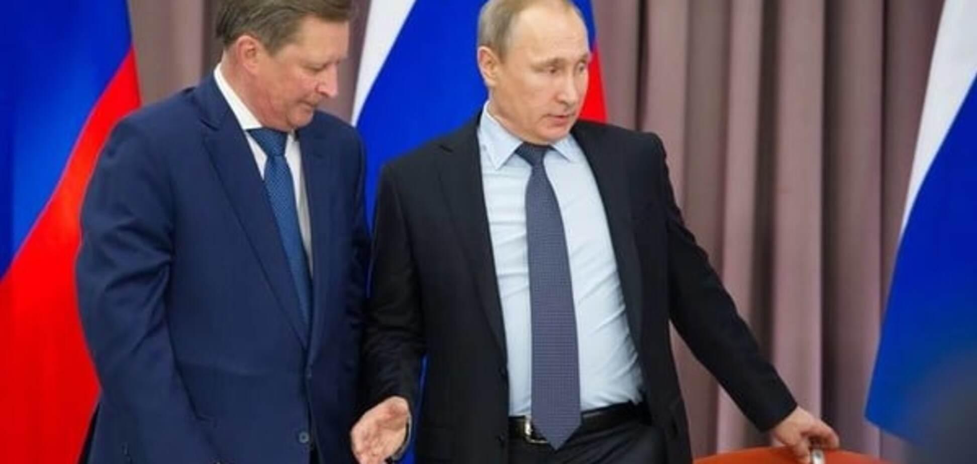 Видимо, у Путина и его режима началась серьезная агония