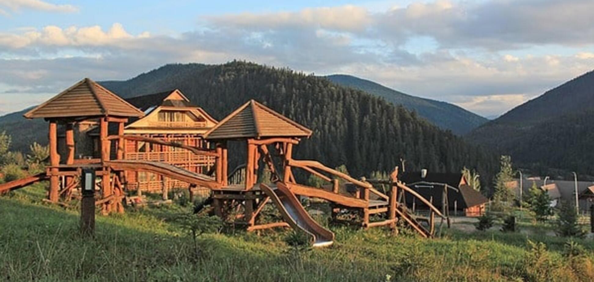 Село Татаров на Ивано-Франковщине