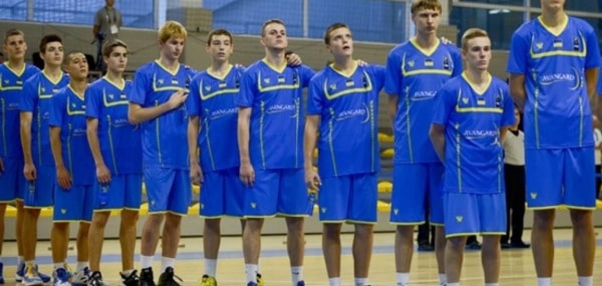 молодежный Евробаскет-2016
