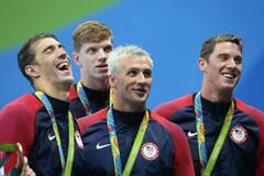 Олимпиада-2016. В Рио брутально ограбили олимпийского чемпиона
