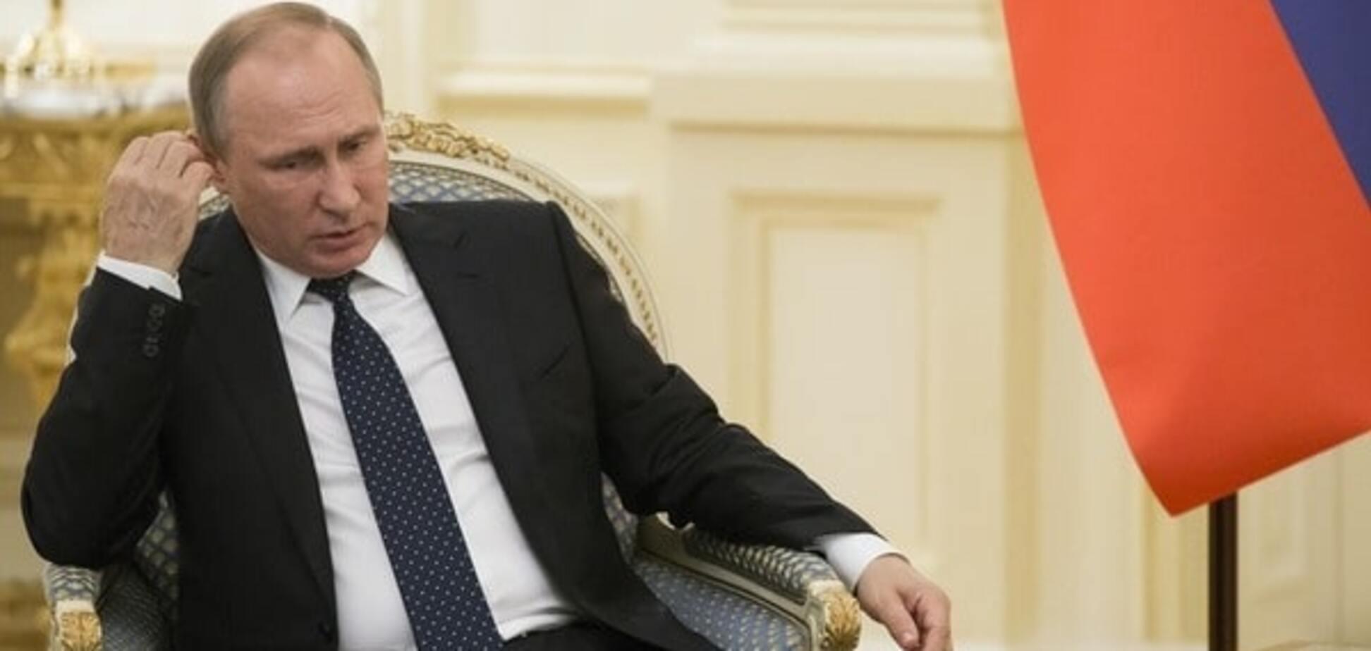 Россия обвинила Украину в терроре
