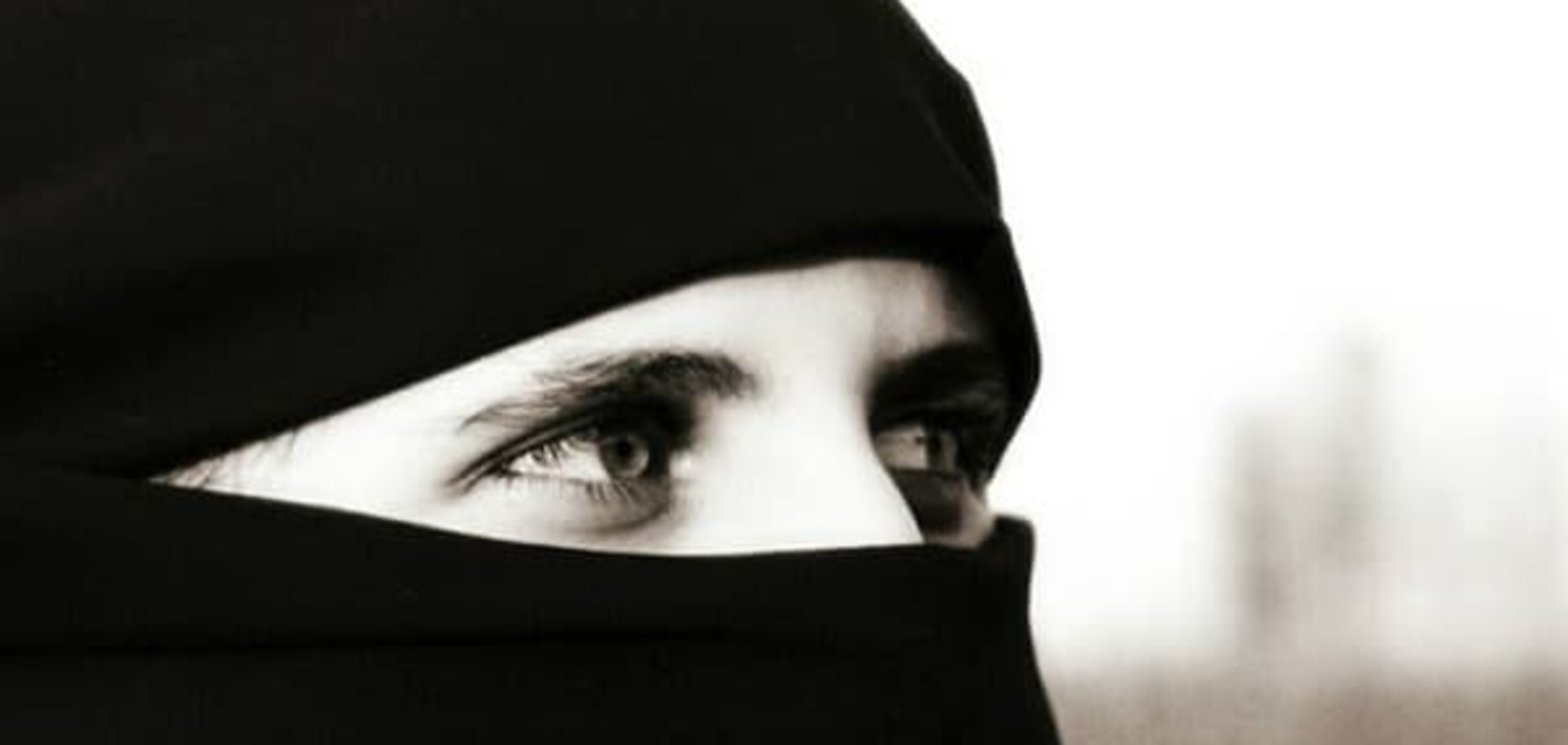 Жительница Дагестана