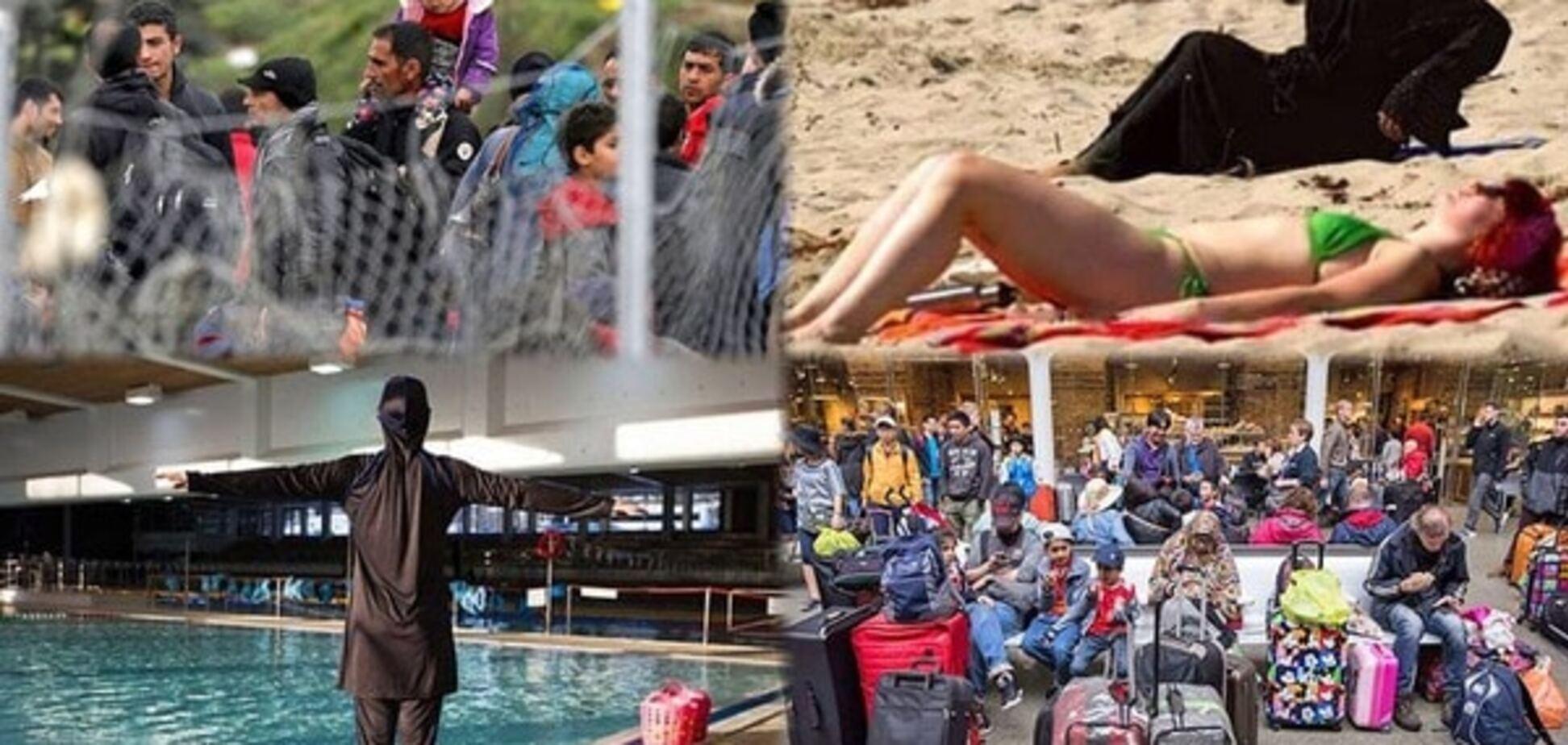 Біженці: безневинні жертви чи спекулянти?
