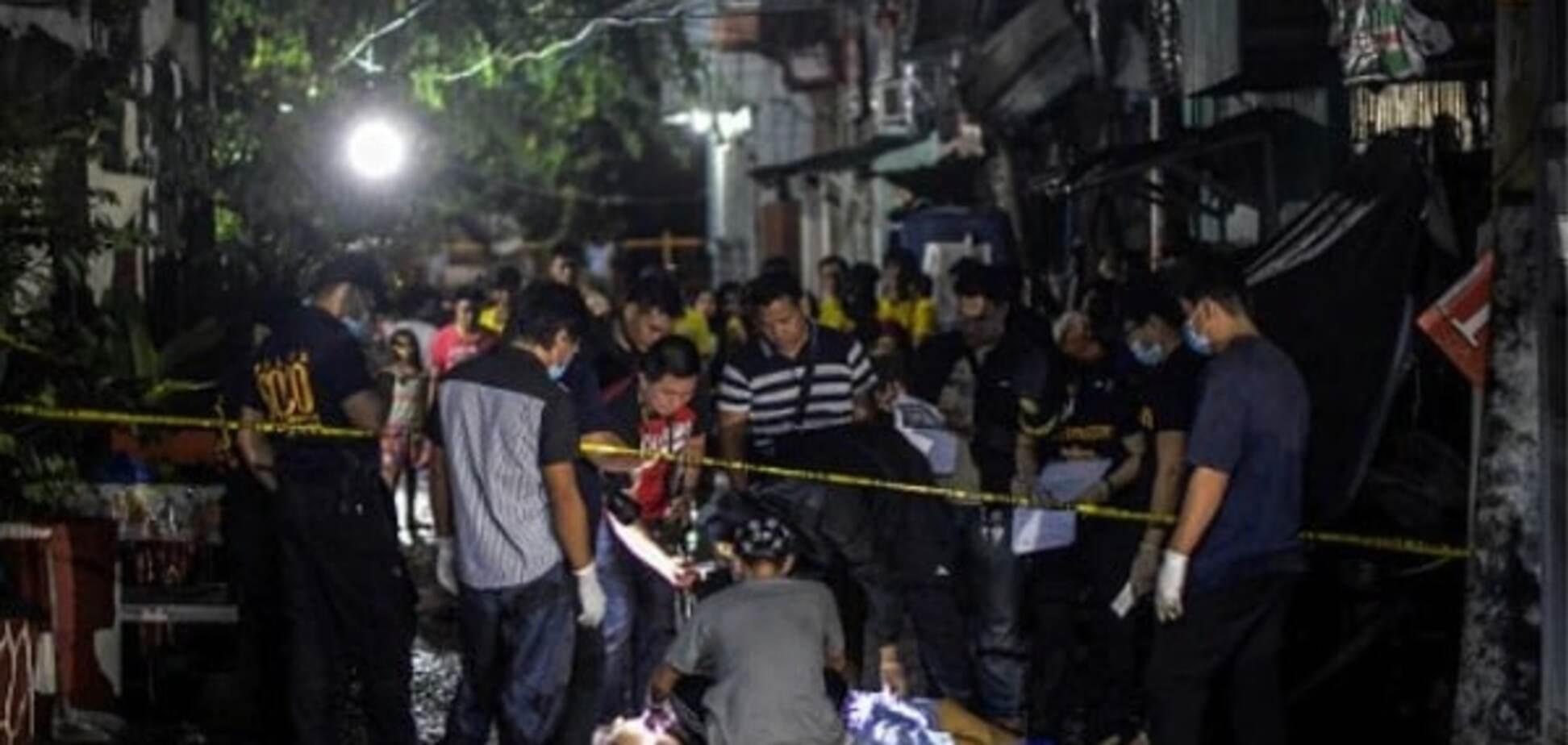 Борьба с наркоторговлей в Азии