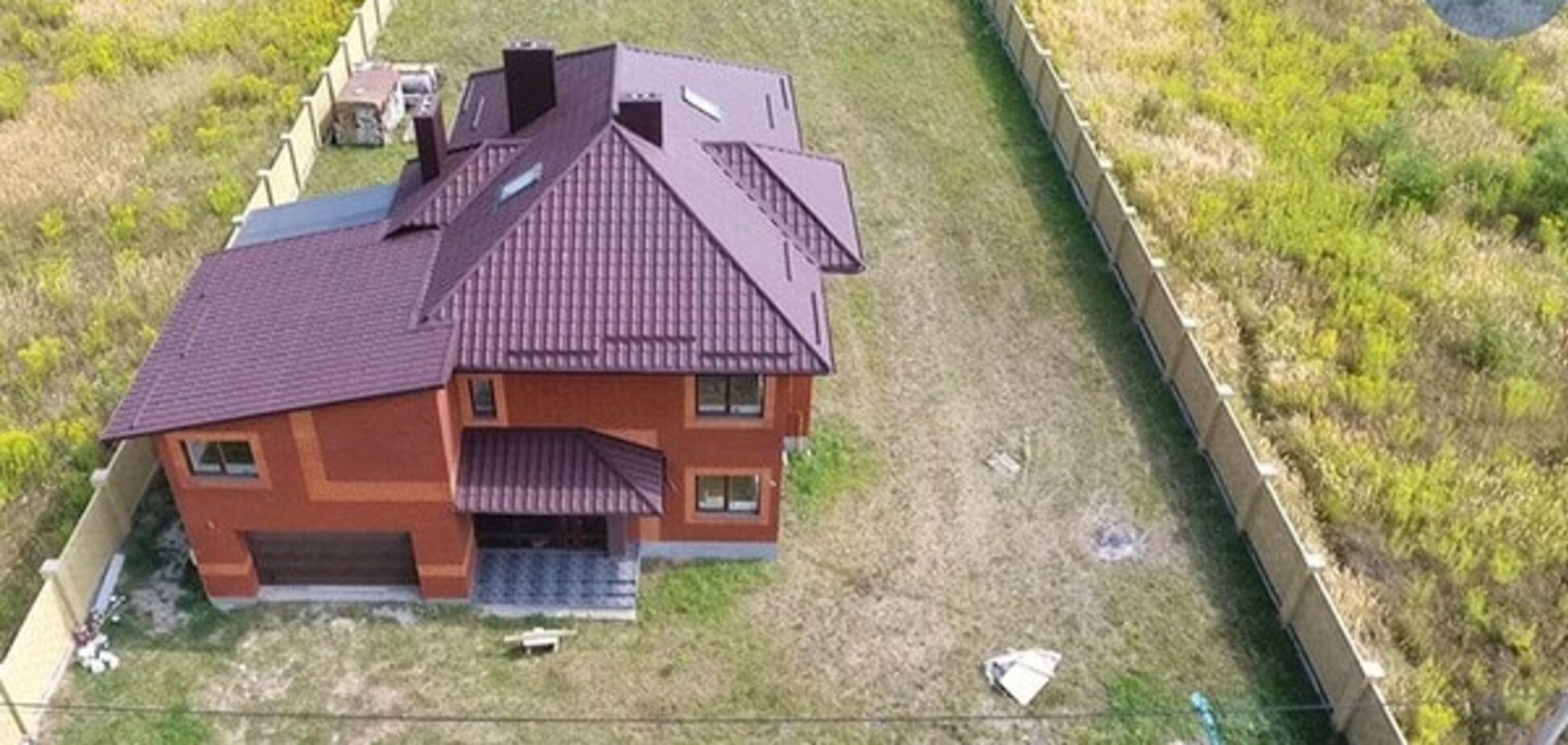 Дом Анатолия Пахолюка