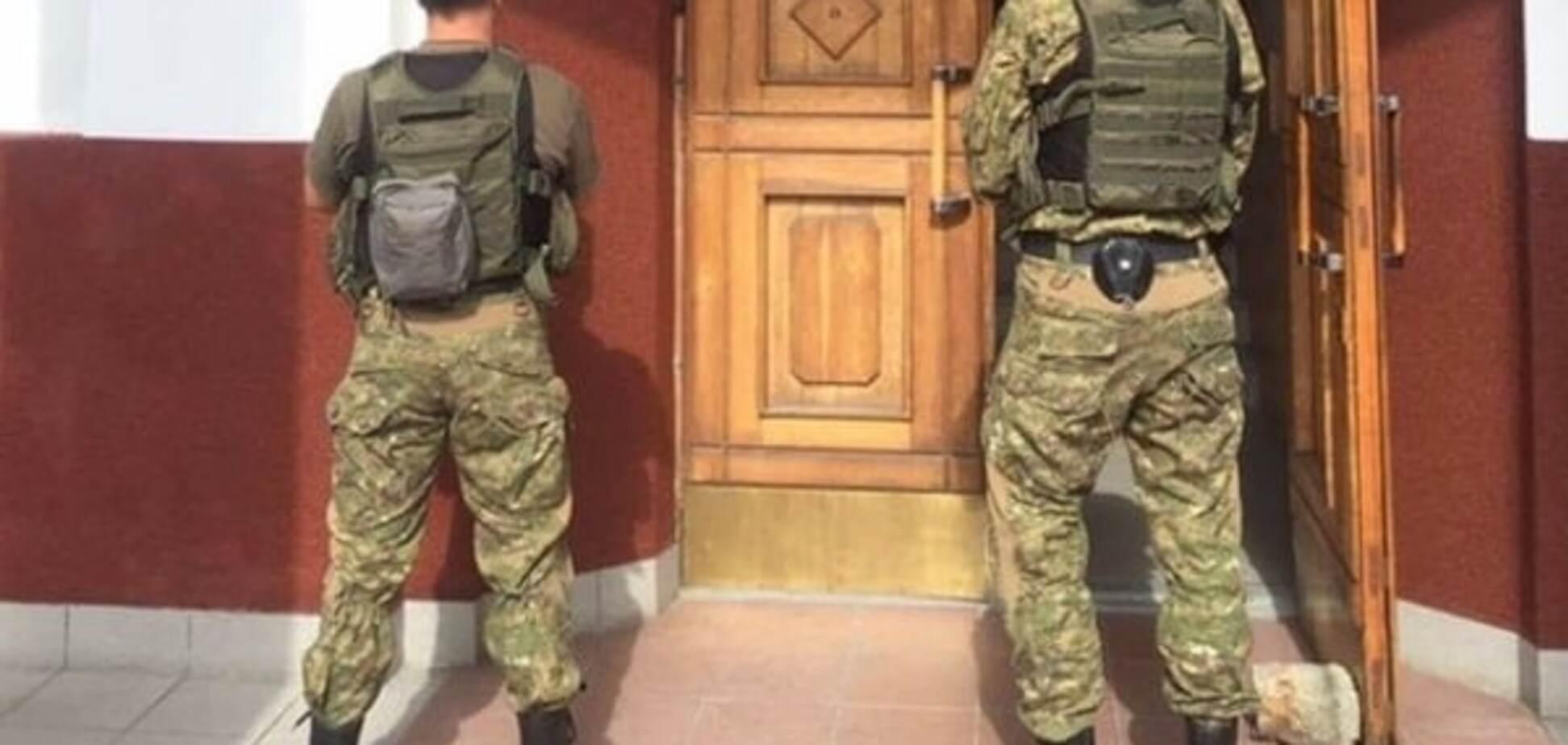 Обыски в офисе Госпогранслужбы