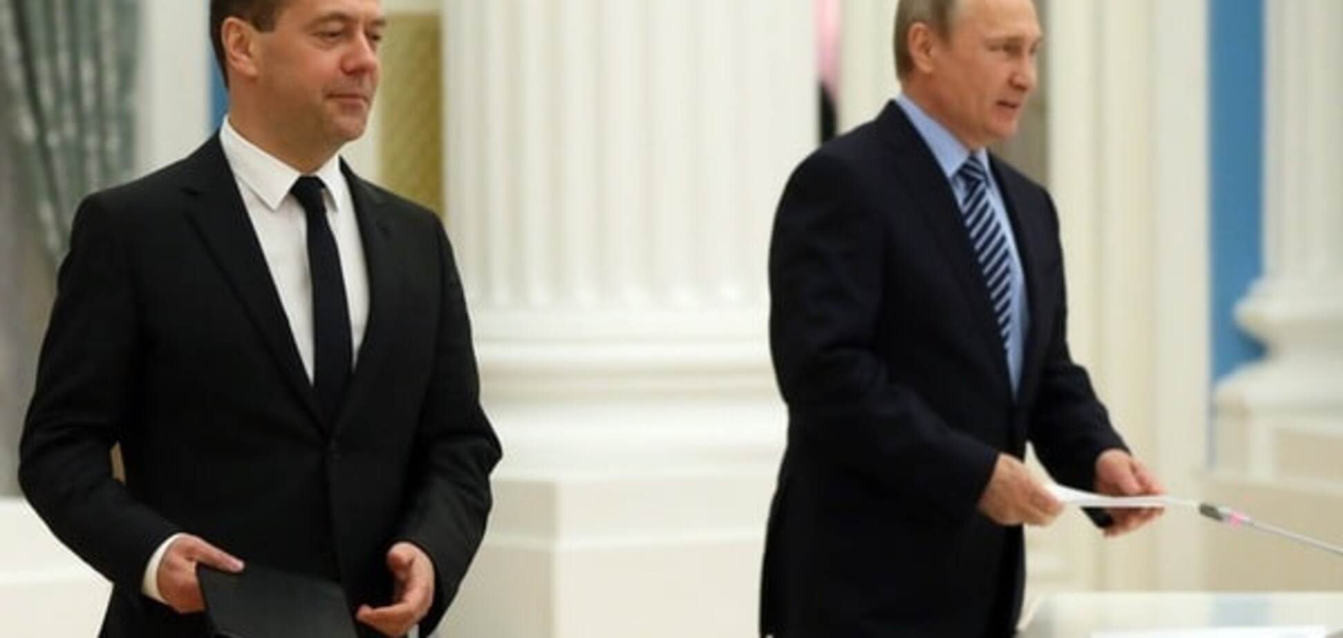 Медведев – такой же государственный и уголовный преступник, как и Путин