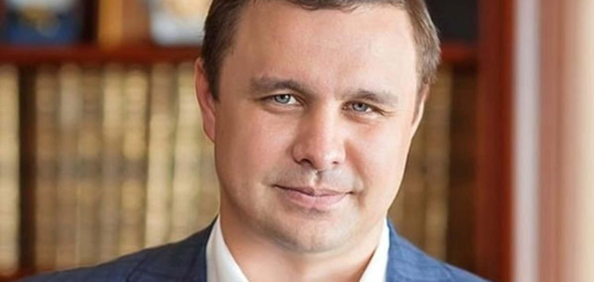 Нардеп Максим Микитась