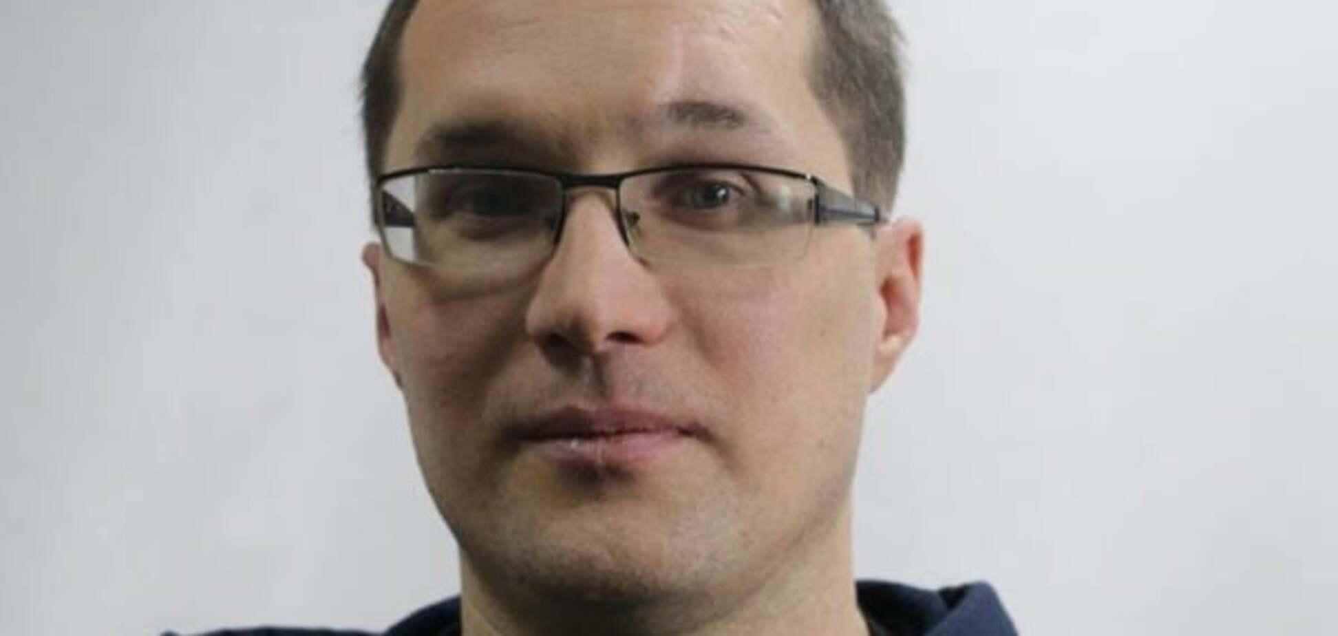 Журналіст Юрій Бутусов